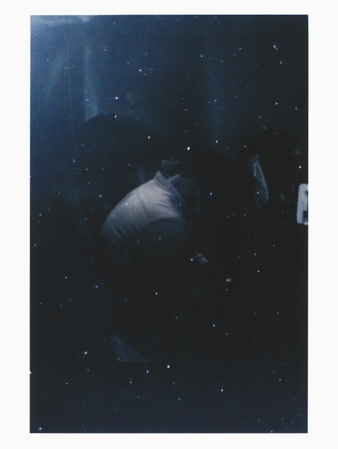 , 'Untitled (figure, glass, stars),' 2019, ARC ONE Gallery