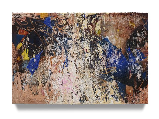 , 'Verona Street Redhook,' 2019, Ben Brown Fine Arts