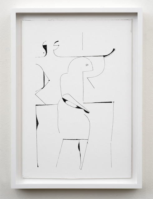, 'Pain Relief Drawing,' 2016-2018, Vigo Gallery