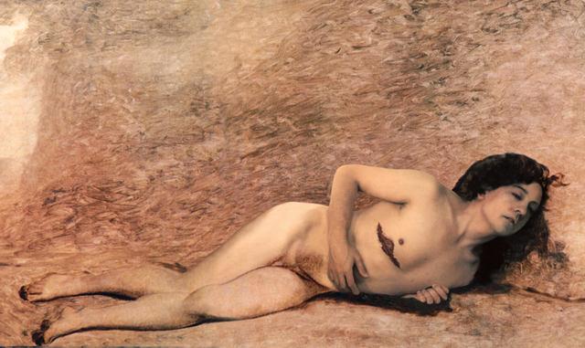 , 'Untitled #26,' 1996, Luis De Jesus Los Angeles