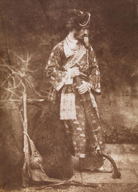 , 'Dr John Lane in Afghan Costume,' 1843, Robert Hershkowitz