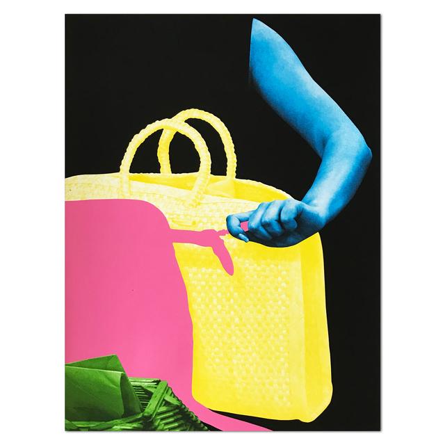 John Baldessari, 'Two Bags and Envelope Holder', 2011, MLTPL