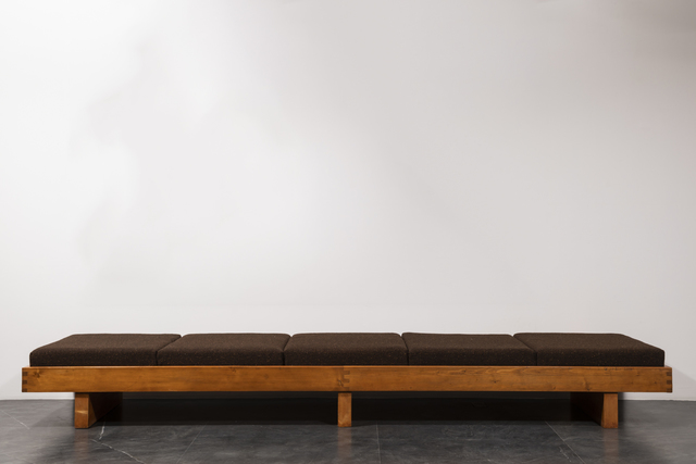 , 'Five-seater Bench,' 1968, Galerie Downtown - François Laffanour