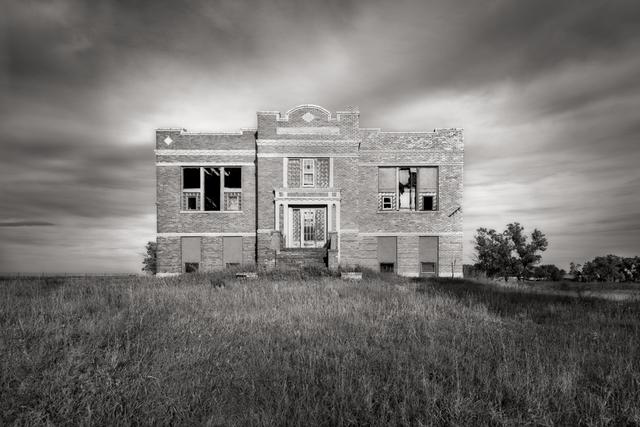, 'Abandoned School, Crystal Springs, North Dakota,' , Soho Photo Gallery