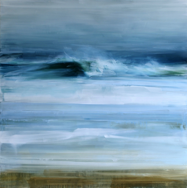 , 'Wave 19,' 2016, Hall Spassov Gallery
