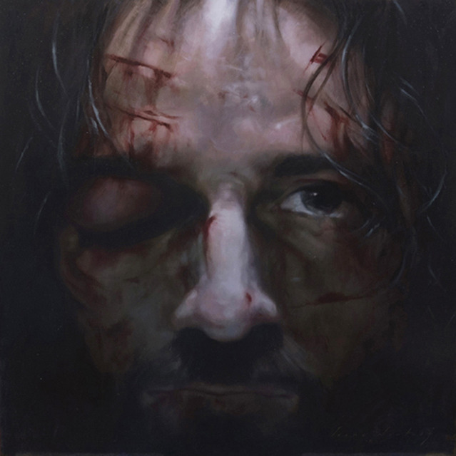 , 'Christ,' , AREA Gallery