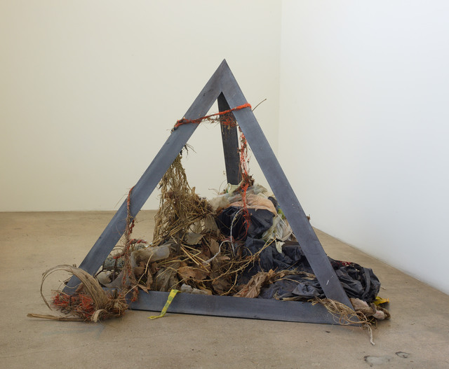 , 'Flood Triangle ,' 2015, Diane Rosenstein