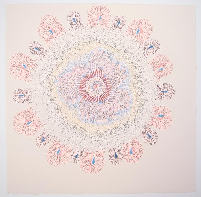 , 'Subalpine Daisy,' 2015, Kenise Barnes Fine Art