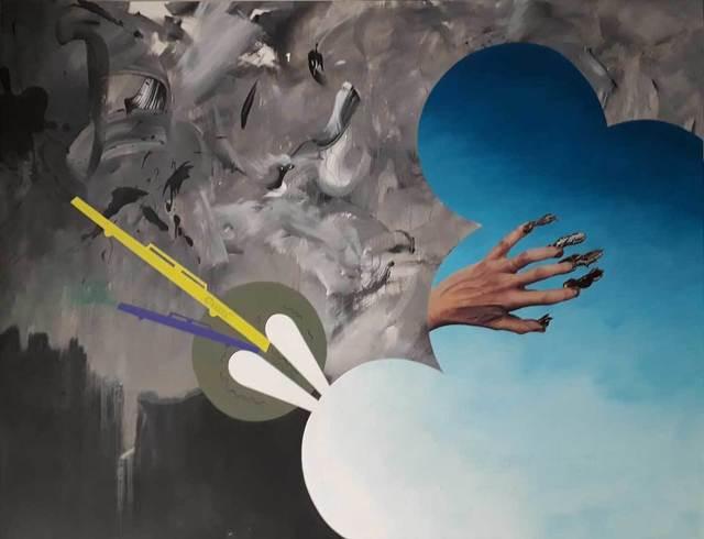 , 'CumxCumCumx,' 2019, Galerie Crone