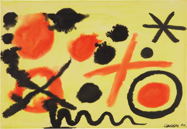Alexander Calder, 'Plankton', 1964, Phillips
