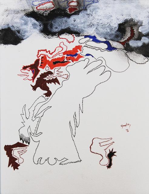 , 'Without Me I,' 2016, Saskia Fernando Gallery