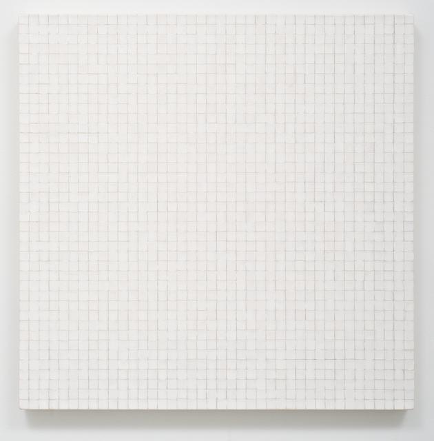 , '41. Le Zinc Redux (Quanta #41),' 2012, Lora Reynolds Gallery