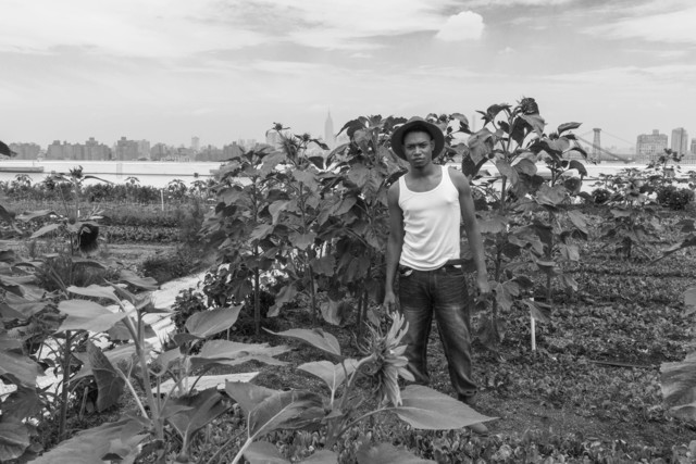 , 'Urban Farmer: Brooklyn,' , Soho Photo Gallery