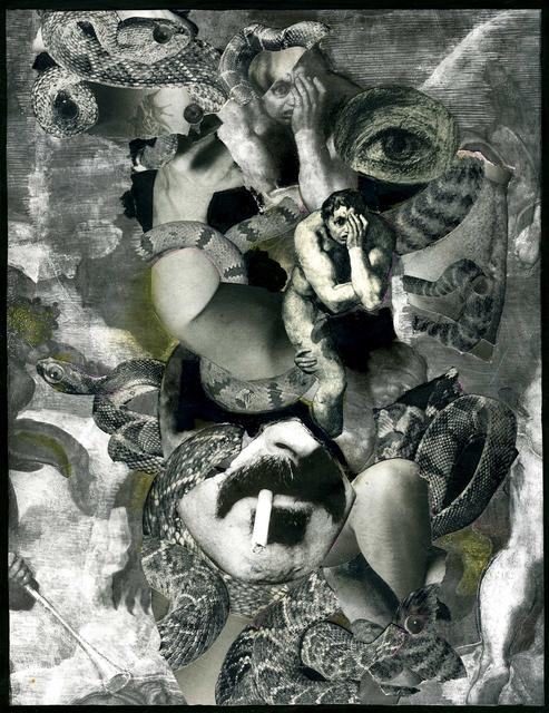 , 'Second To The Last Judgement,' 2013, Matthew Rachman Gallery