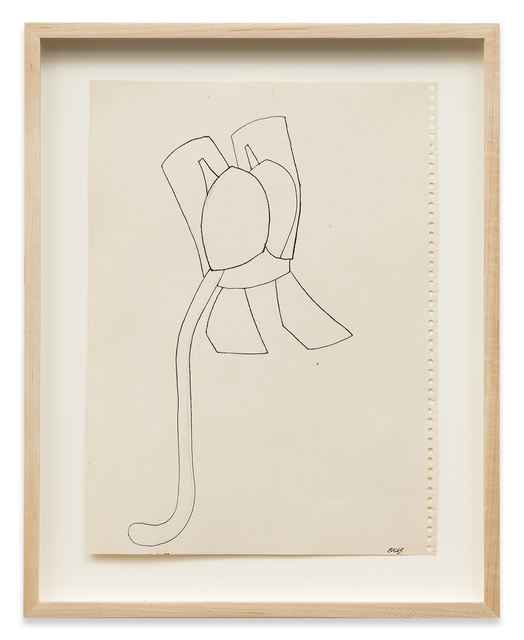 , 'Untitled,' 1963, Sprüth Magers