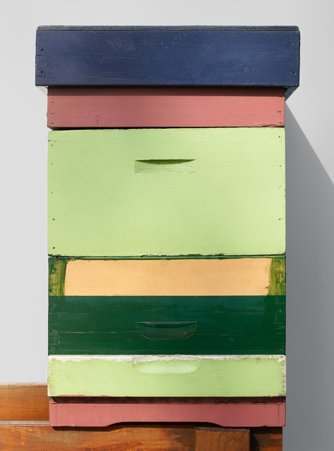 , 'Beehives (Pink, Green & Blue),' 2017, The Ravestijn Gallery