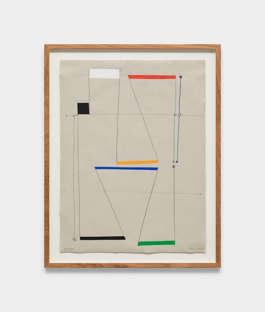 Julio Villani, 'gordon', 2017, Galeria Raquel Arnaud