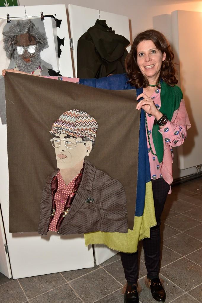 Textile Artist Nora Gres