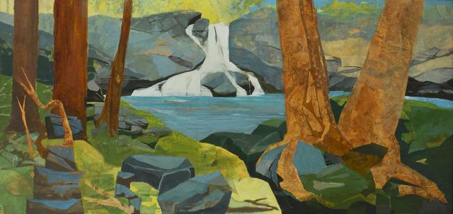 , 'Summer Falls Panorama,' , Momentum Gallery