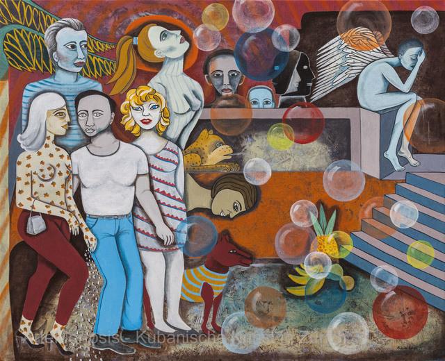 , 'Burbujas o una visa americana,' , ArteMorfosis - Galería de Arte Cubano