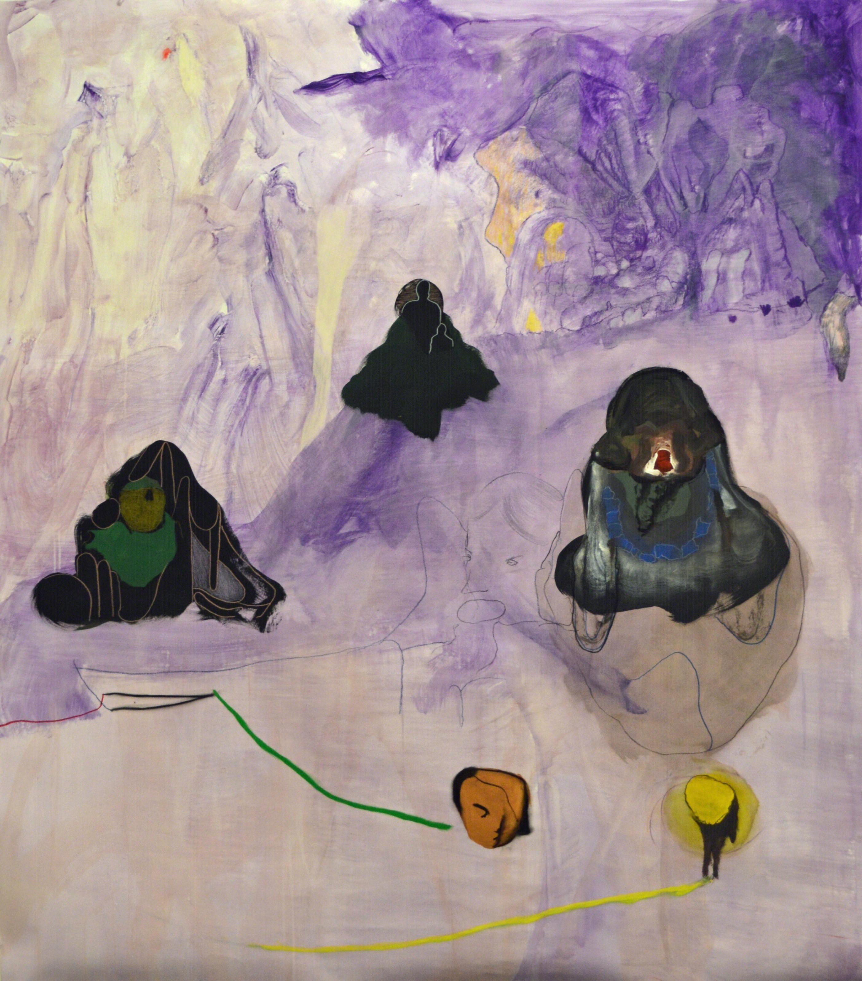 , 'Untitled,' 2014, Galerie Nathalie Obadia