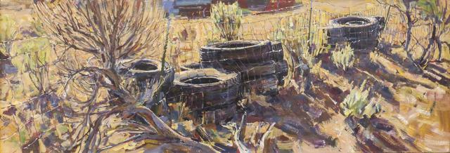 , 'Modern Cow Fence,' , Stremmel Gallery