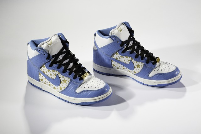 , 'Nike x Supreme, Dunk High Pro SB,' 2003, American Federation of Arts