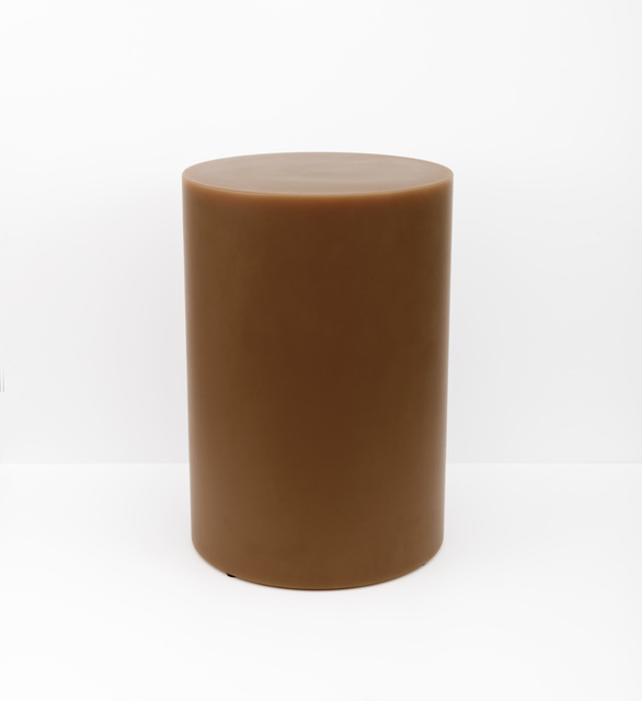 , 'SOAP Column Stool, Toffee,' 2018, Etage Projects