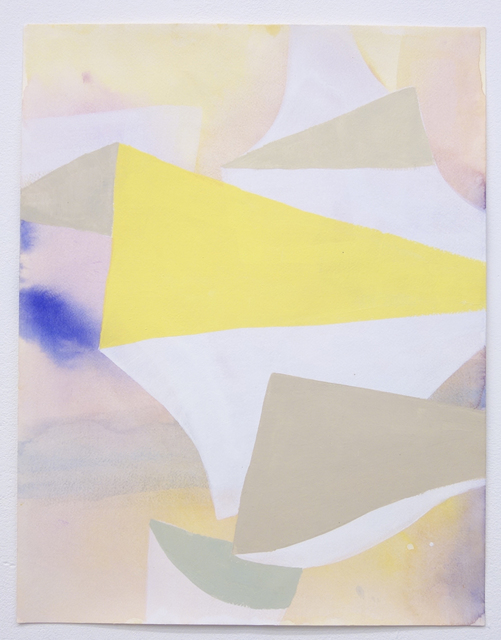 , 'yellow christal,' 2014, CLEAR EDITION & GALLERY