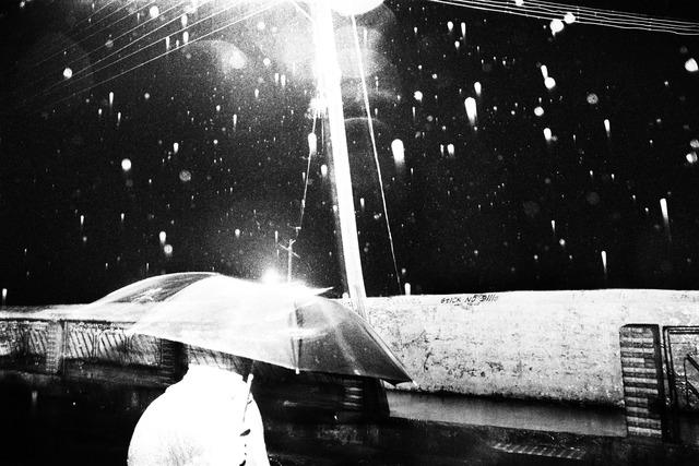 ", 'Rainy night in Kodaikanal, India. ""Life is Elsewhere"",' 2007, Magnum Photos"