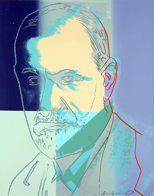 Andy Warhol, 'Sigmund Freud (FS II.235)', 1980, Revolver Gallery