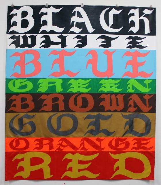 Esteban Ramon Perez, 'Color Coded', 2016, Jenkins Johnson Gallery