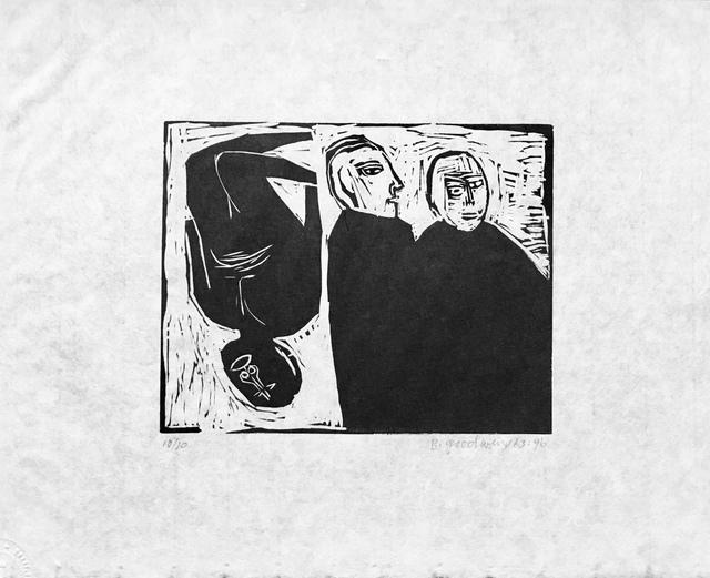 Betty Goodwin, 'Untitled 63:96', 1963/1996, ARTUNIT