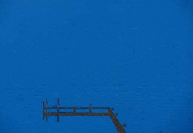 , 'Jetty 22.01, 17:55,' 2013, Galerie Sandhofer
