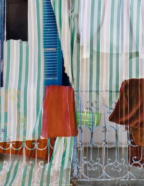", 'Série ""Melting point"", Babel Oued n°11, Alger,' 2017, Galerie Kornfeld"