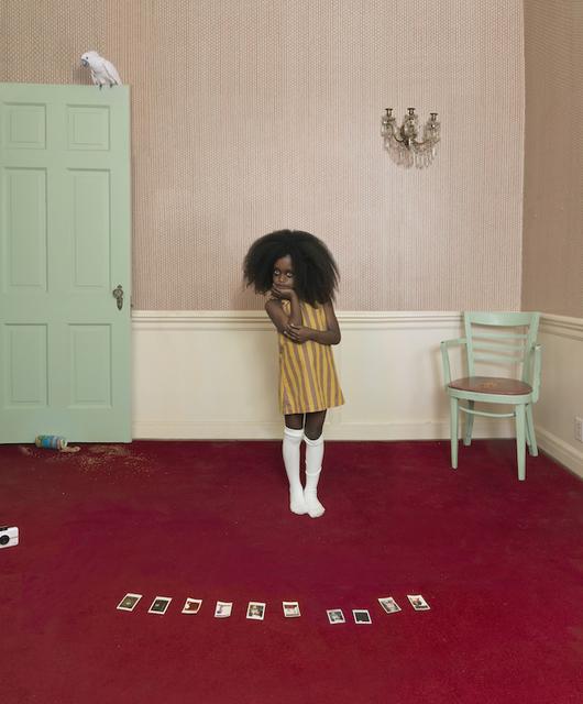 Julie Blackmon, 'Ezra', 2019, Robert Mann Gallery