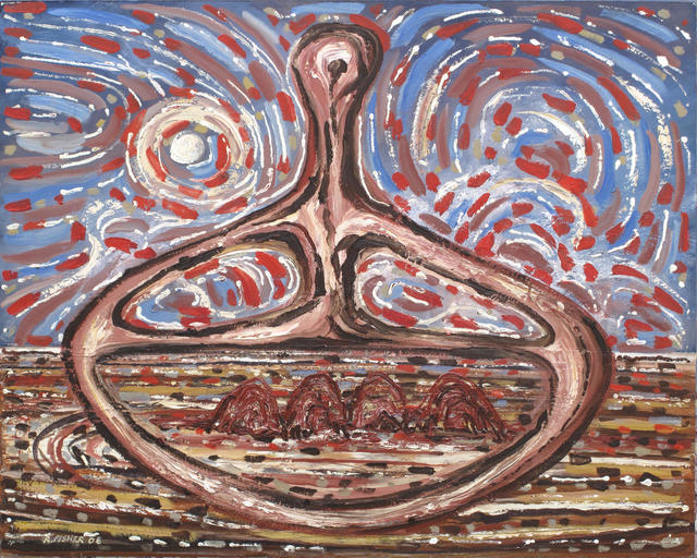 Robert Fisher, 'Keeper of the Land- The Olgas', Wentworth Galleries