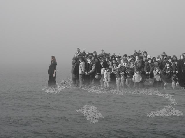 Agnese Purgatorio, 'Dalla clandestinità,' 2013/2014, Podbielski
