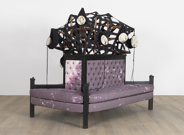 Lara Schnitger, 'The Four Way', 2010, Anton Kern Gallery
