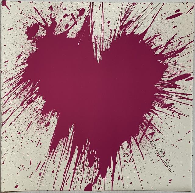 Mr. Brainwash, 'Love Splash', 2010, Puccio Fine Art