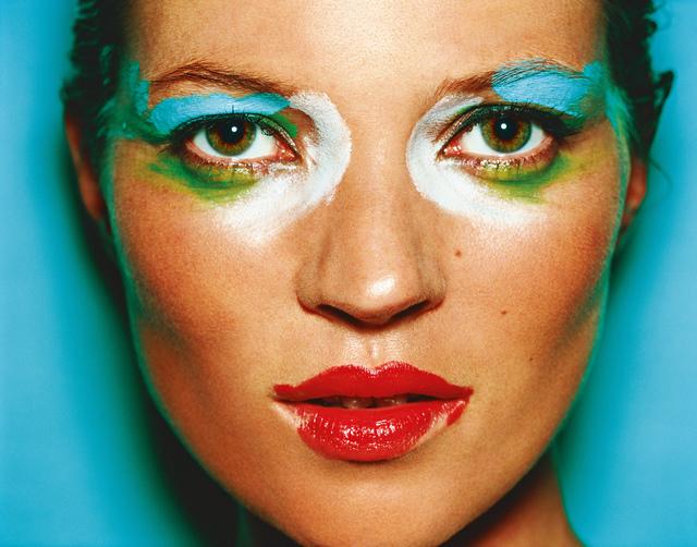 , 'Kate Moss,' 2002, Kunstforeningen GL STRAND