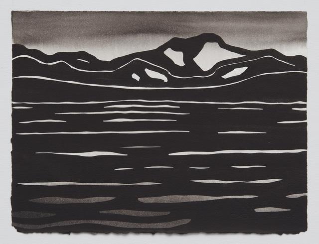 Eric Wolf, 'Maine (dark sky)', 2018, Gregory Lind Gallery