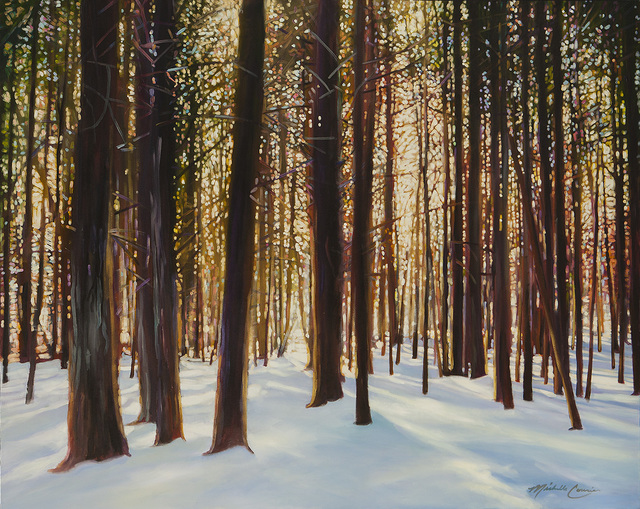 Michelle Courier, 'Winters Warmth', 2017, Westward Gallery