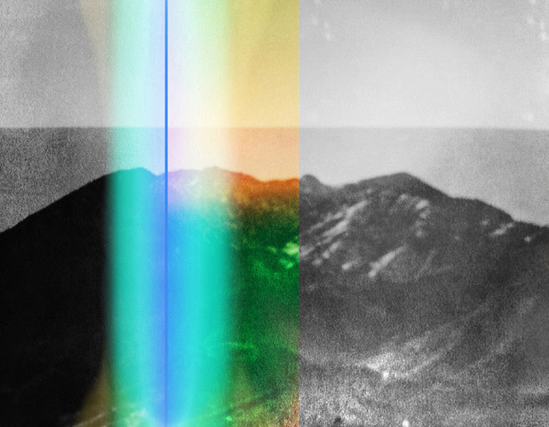 Penelope Umbrico, 'Weston with GreenPlastic SplitScreen and LightLeak', 2014, ARC Fine Art LLC