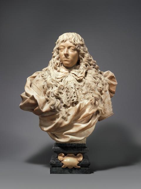 Giovanni Battista Foggini, 'Ferdinando de' Medici (1663–1713), Grand Prince of Tuscany', ca. 1680–1682, The Metropolitan Museum of Art