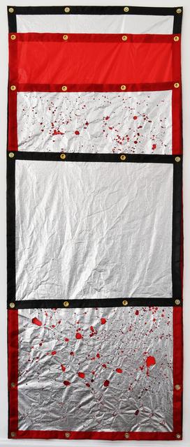 , 'Sheath/Shroud #III,' 2016, Marie Kirkegaard Gallery