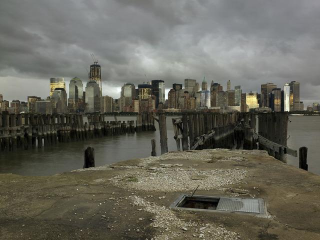 , 'Docks, New Jersey,' 2010, Julie M. Gallery