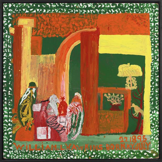 , 'Interior ,' 1985, Ricco/Maresca Gallery