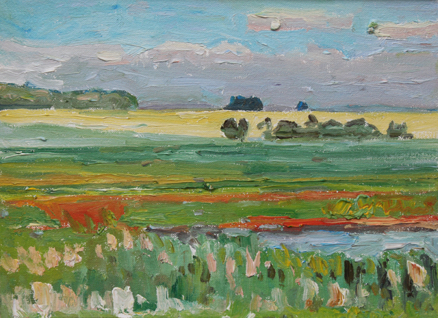 Dorothy Knowles, 'Fields', Wallace Galleries