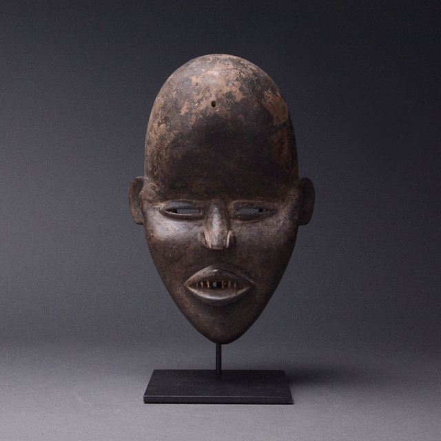 Unknown African, 'Dan Wooden Deangle Face Mask', 20th Century AD, Barakat Gallery